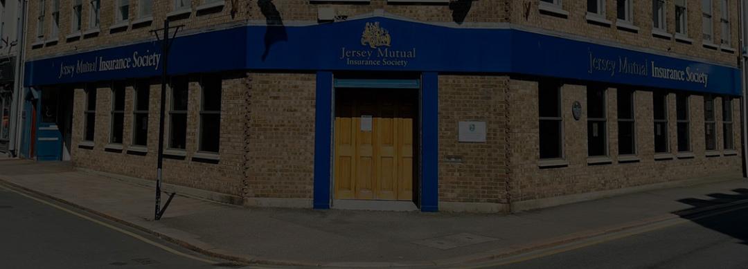 Jersey Mutual office black version